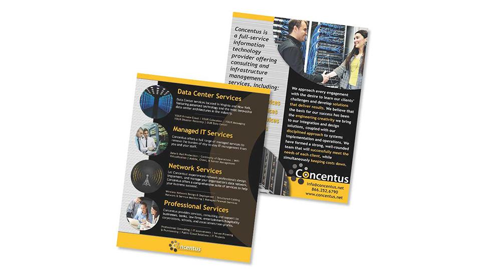 Concentus – Slick Sheet