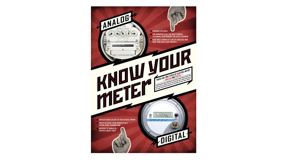 Know Your Meter Graphic