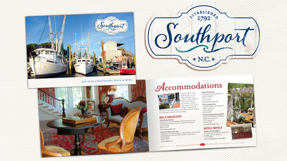 Southport, NC Brochure